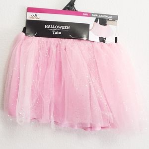 Other - Sparkly Girl's Pink Tutu, Small/Medium, NEW